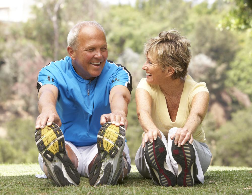 As atividades físicas proporcionam um envelhecimento saudável