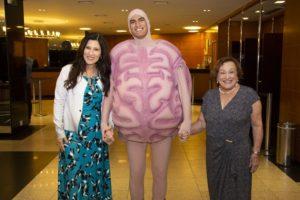 Beth Goulart e Nicette Bruno enfatizam cuidados com o cérebro para uma vida plena