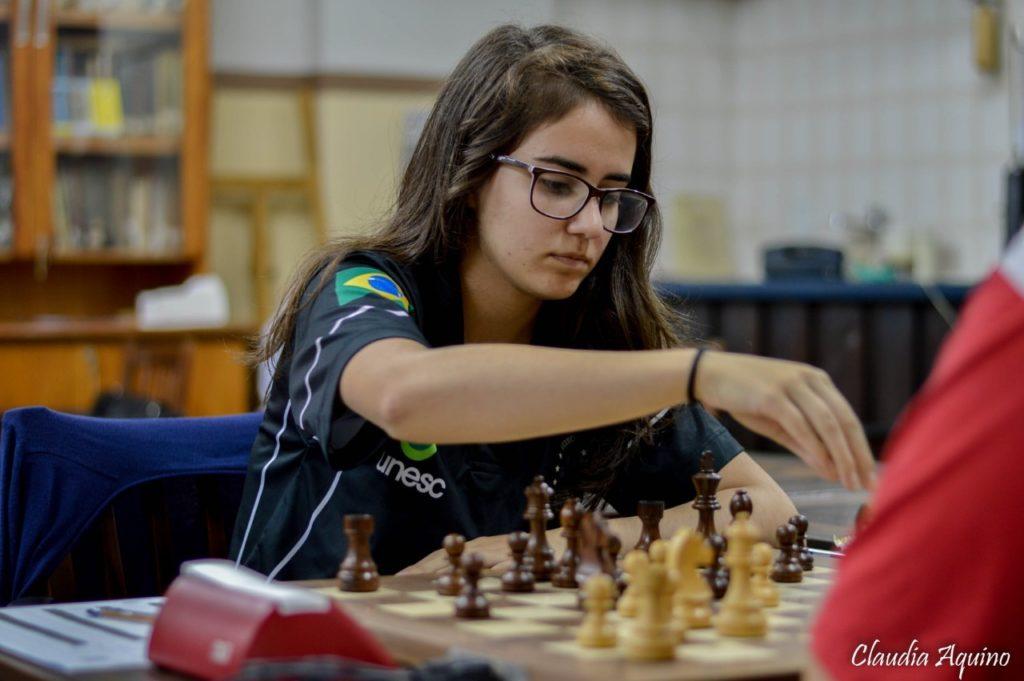 Aluna SUPERA é destaque mundial na prática do xadrez - SUPERA - Ginástica para o Cérebro