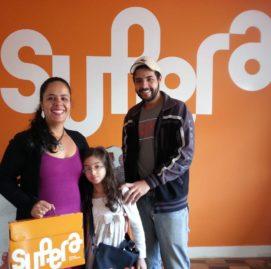 O SUPERA foi um dos melhores investimentos que fiz para a educação da minha filha