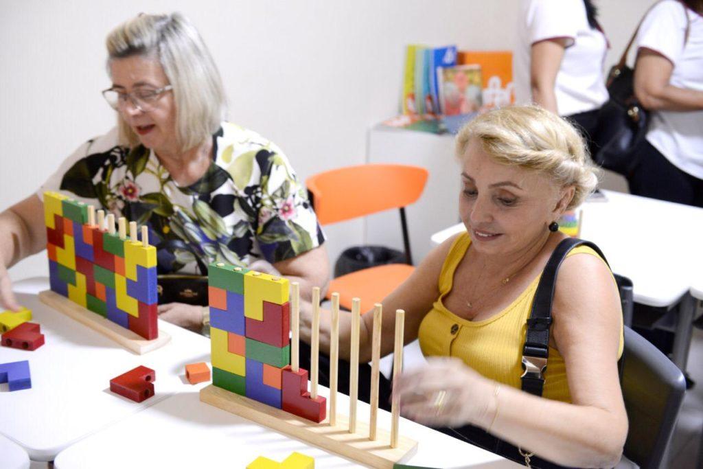 Jogos desenvolvem memória em idosos - SUPERA - Ginástica para o Cérebro