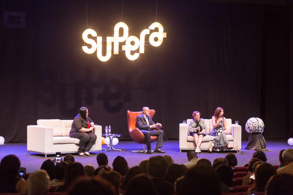 """""""Despertando a Sociedade"""" reúne mais de 700 pessoas no Teatro Gazeta, em SP - SUPERA - Ginástica para o Cérebro"""