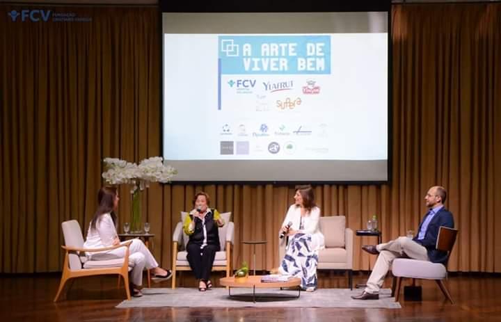 """Nicette Bruno e Beth Goulart palestram em Muriaé, no evento """"A Arte de Viver Bem"""" - SUPERA - Ginástica para o Cérebro"""