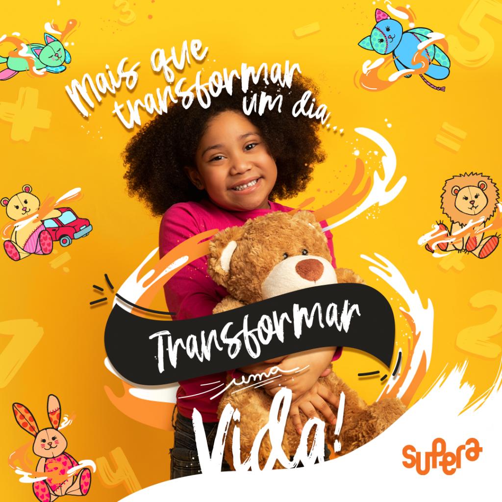Dia das Crianças – SUPERA promove arrecadação de brinquedos - SUPERA - Ginástica para o Cérebro