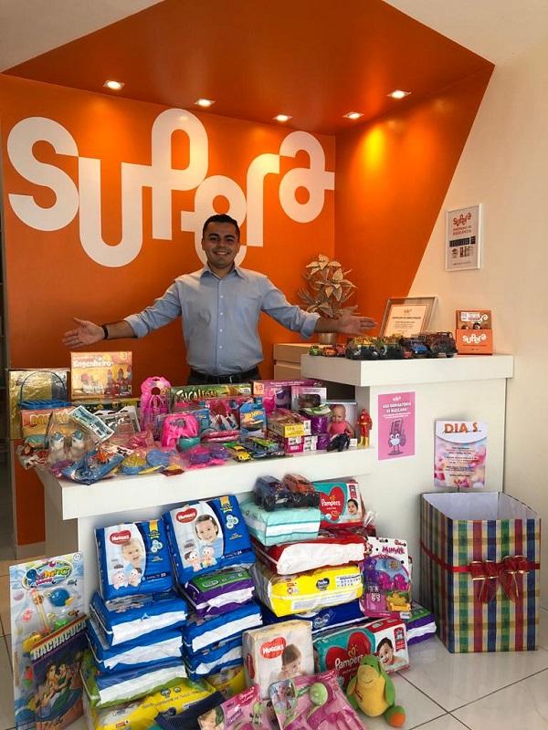 Dia das Crianças: Franquias SUPERA realizam doação de brinquedos - SUPERA - Ginástica para o Cérebro