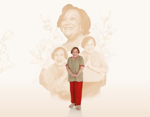 Para a embaixadora da família SUPERA: Um adeus à Nicette Bruno! - SUPERA - Ginástica para o Cérebro