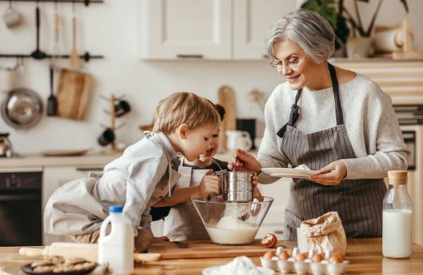 Relações entre gerações: benefícios e preservação das lembranças vividas - SUPERA - Ginástica para o Cérebro