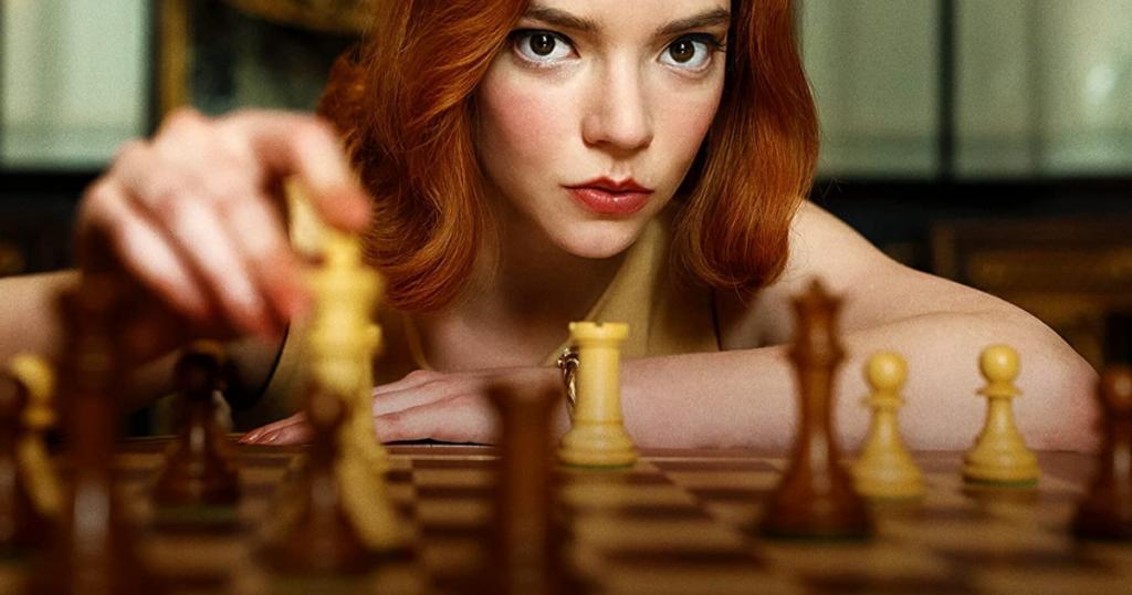 'O Gambito da Rainha': como  os estímulos cerebrais certos podem te levar mais longe - SUPERA - Ginástica para o Cérebro
